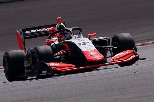 Calderón tampoco competirá en Sugo en la Súper Fórmula