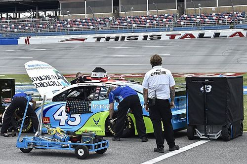 Alabama Governor issues apology to NASCAR driver Bubba Wallace