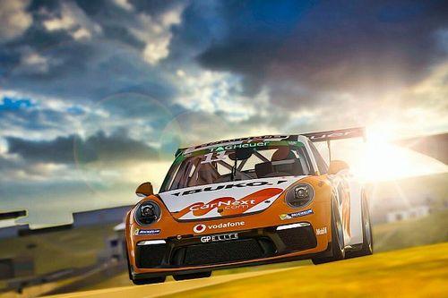 LIVE: Max Verstappen in Porsche Esports Supercup