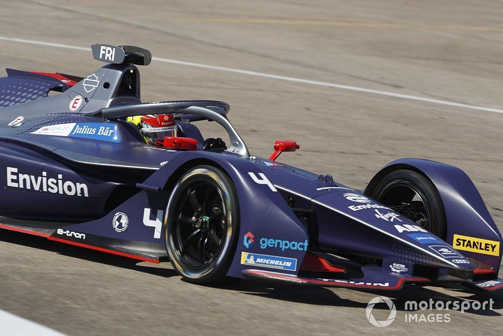 """Frijns na Formule E-marathon: """"Dit seizoen snel vergeten"""""""