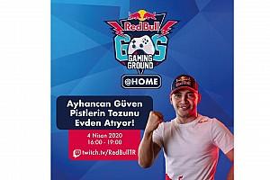 Canlı izle: Ayhancan'ın Porsche Supercup Virtual Edition'daki 1. yarışı