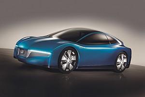 Honda Small Hybrid Sports, sportiva nel rispetto dell'ambiente