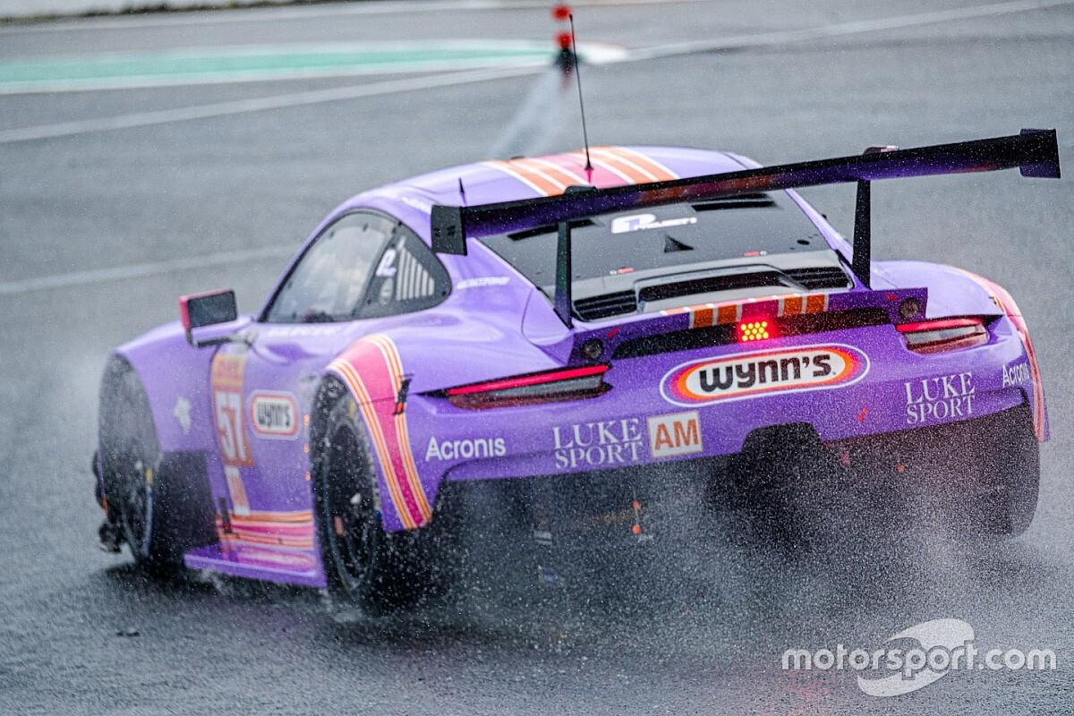 WEC: Pereira ed Evans sulle Porsche di Project 1 e Dempsey-Proton