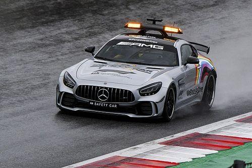 A Mercedes szerint az FIA fantasztikus döntéseket hozott a Stájer Nagydíjon