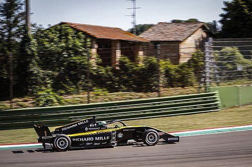 Collet chega em quinto em Ímola e segue na liderança da Fórmula Renault Eurocup