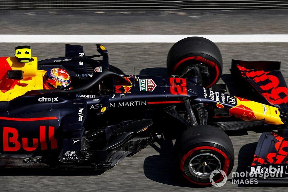 Элбон про критику: В Red Bull она неизбежна