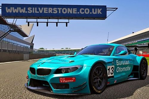 BOM E-Team 2020 GT Şampiyonası başladı
