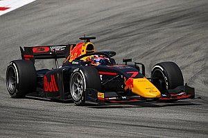F2, Monza: Tsunoda firma il miglior crono nelle Libere