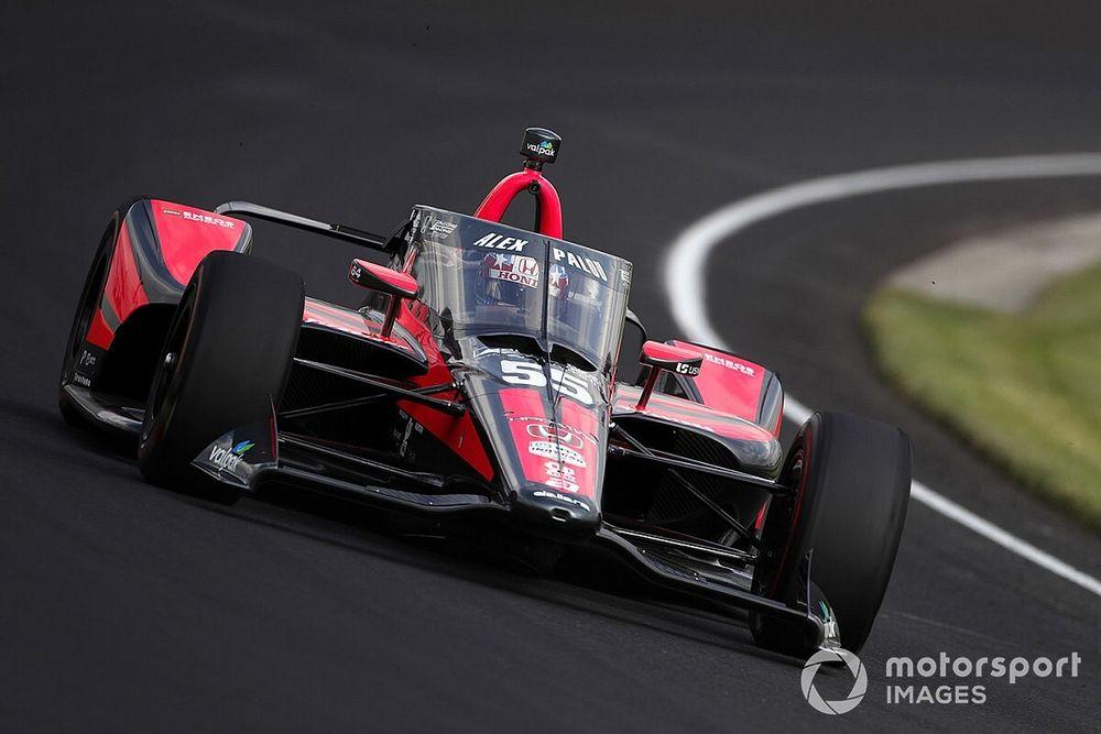Indy 500: Palou se mete en el Fast Nine en su debut; Alonso, lejos