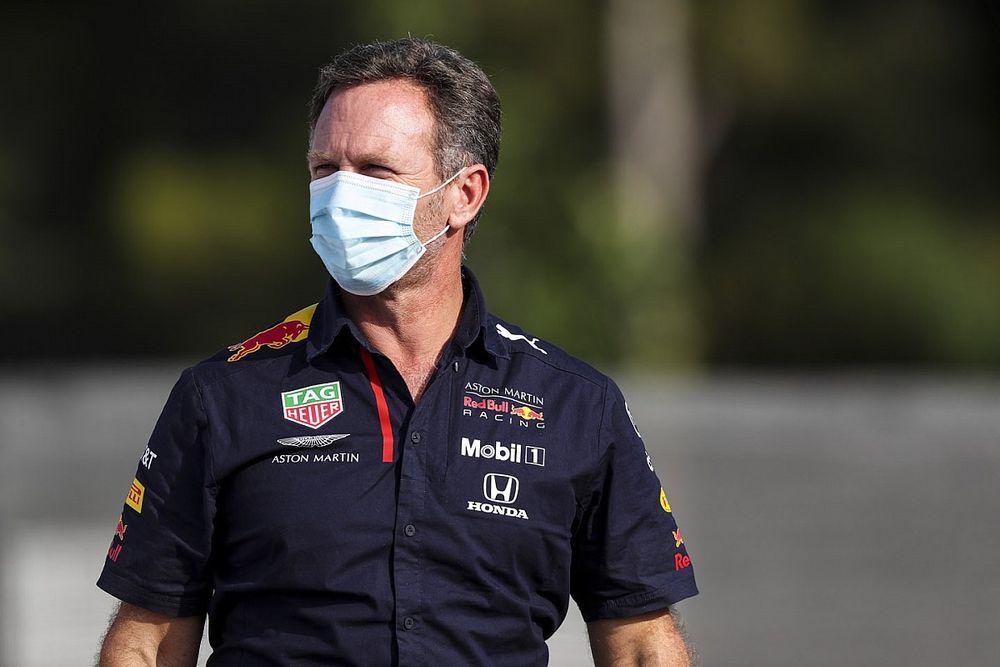 F1: Horner diz que corrida sprint pode ter exposto fraqueza do motor Mercedes
