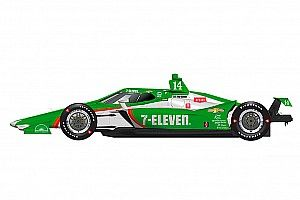 Kanaan reunites with 7-Eleven for his final Texas race