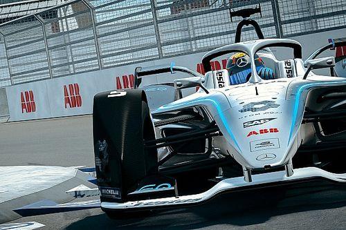 Vandoorne alcanza su primer triunfo virtual en la Fórmula E