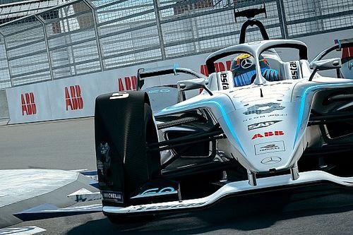 Vandoorne vs. Wehrlein van por el título virtual de Fórmula E