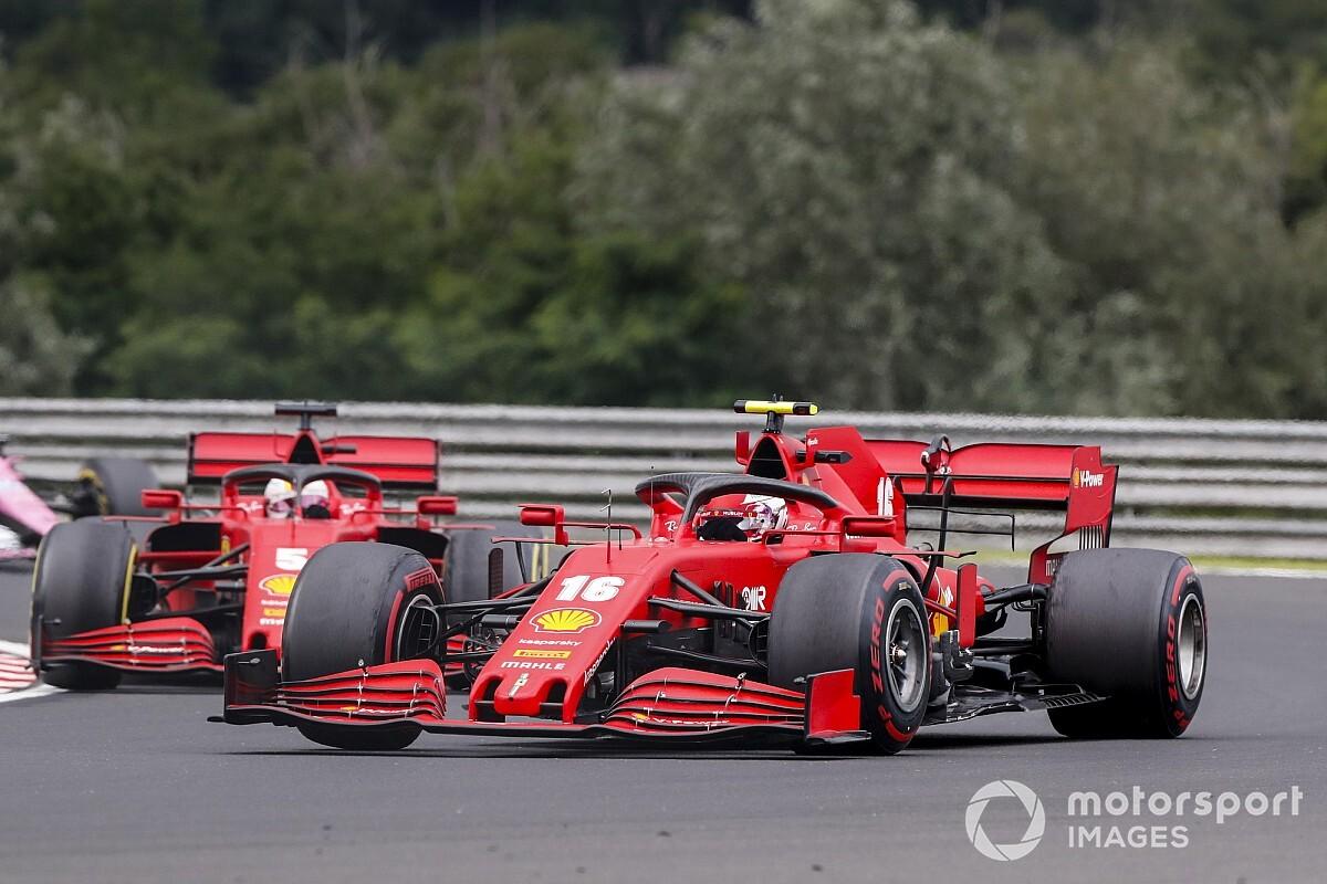 Ferrari: Leclerc e Vettel sperano nel nuovo pacchetto di novità