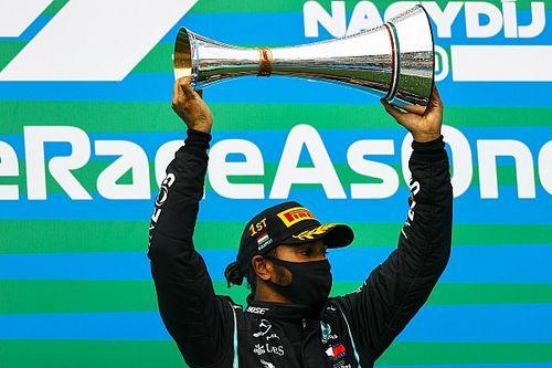 Após Hamilton igualar recorde de Schumi, veja quem são os reis de cada circuito da F1