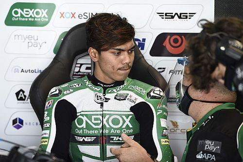 Moto2, Le Mans, Libere 1: Kasma Daniel a sorpresa