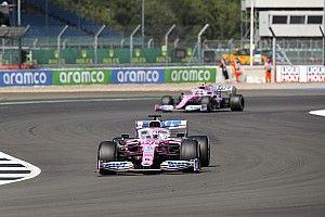 Beidézték a Racing Pointot a felügyelők a mai versenyt követően