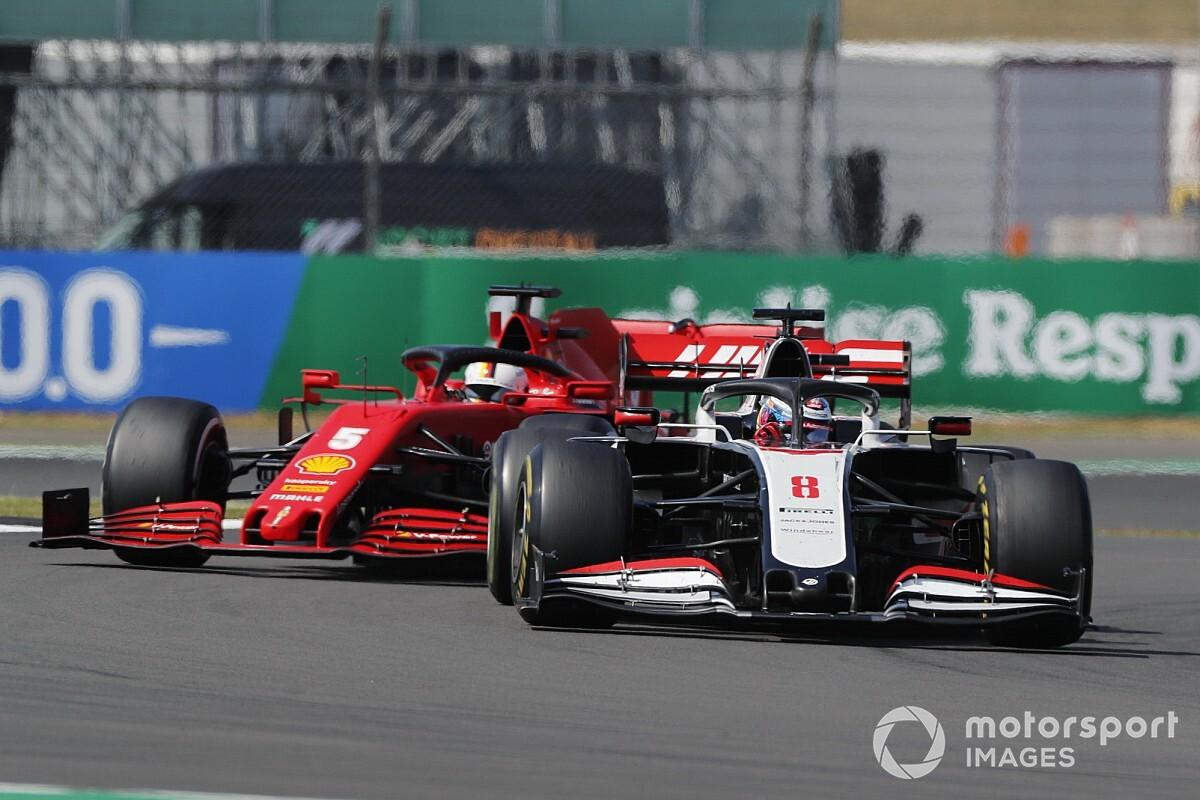 Grosjean remet en question le statut de constructeur en F1