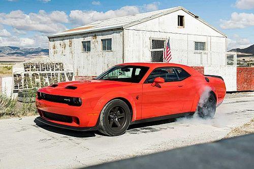 2020 Dodge Challenger SRT Super Stock Debuts As Bit Of Demon, Lot Of Redeye