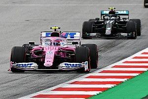 McLaren descarta protestar el 'Mercedes rosa' de Racing Point