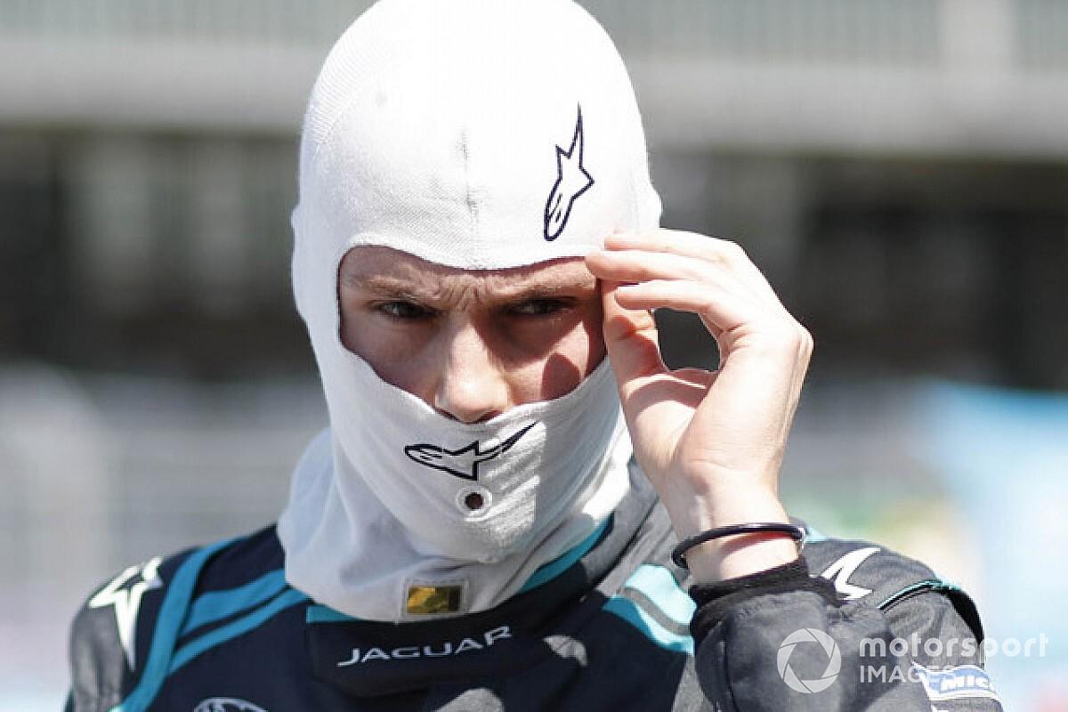 Blomqvist beats Abt to second NIO Formula E seat