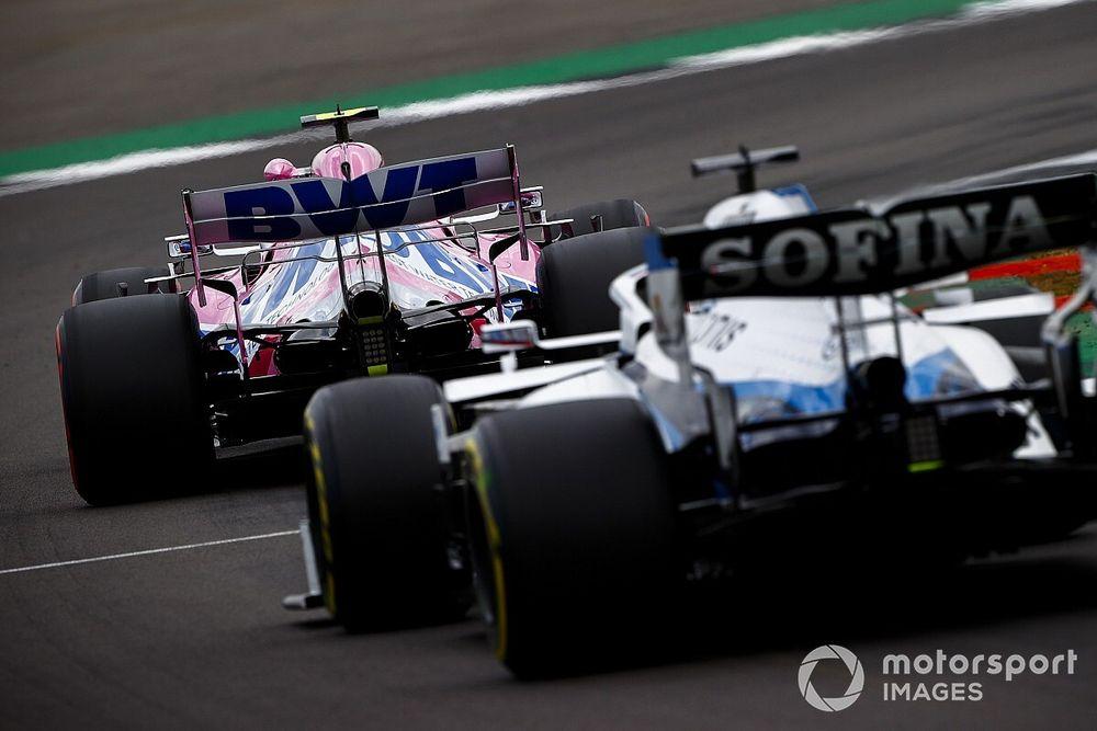 Williams no apelará el fallo de la FIA contra Racing Point