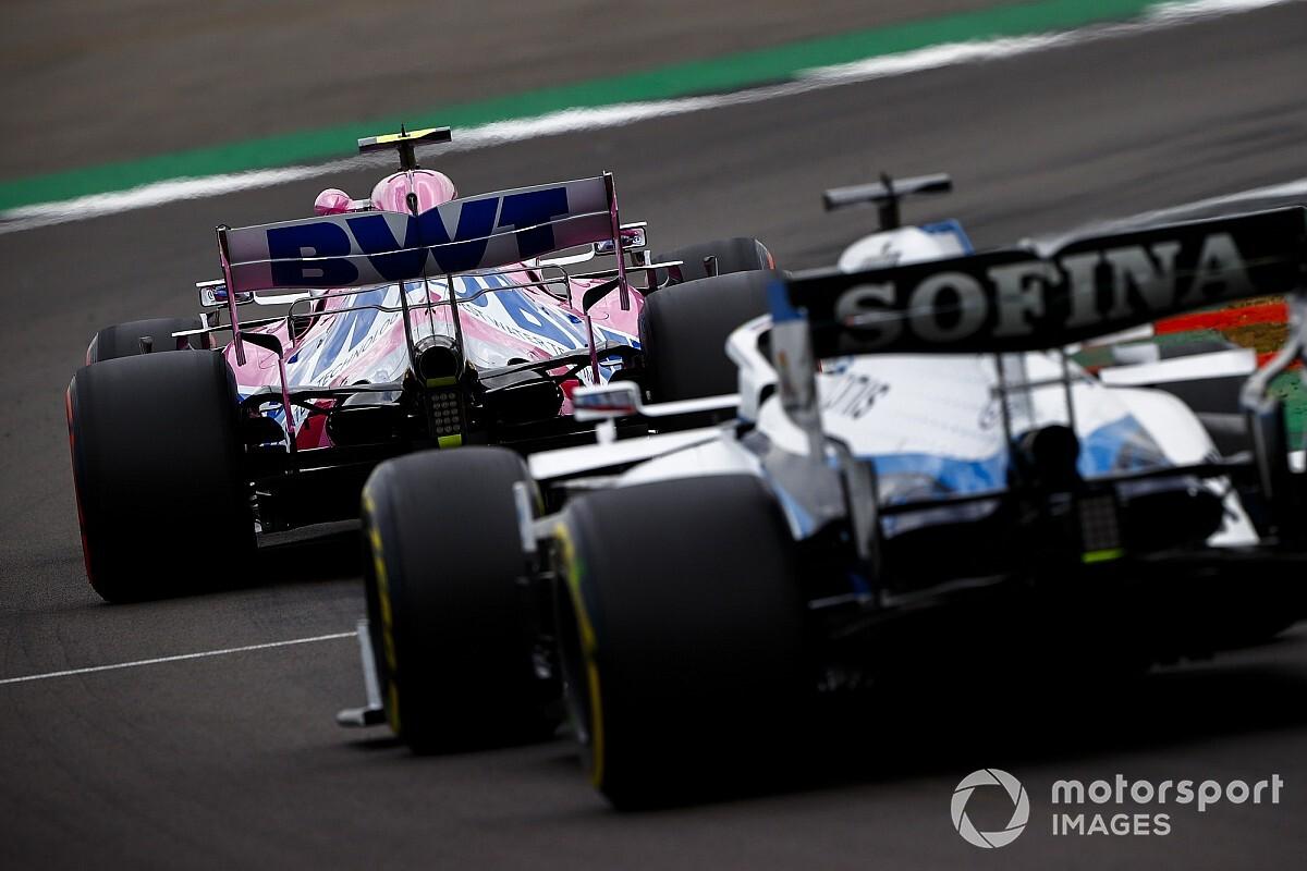 """Williams a une position """"très claire"""" sur l'appel contre Racing Point"""