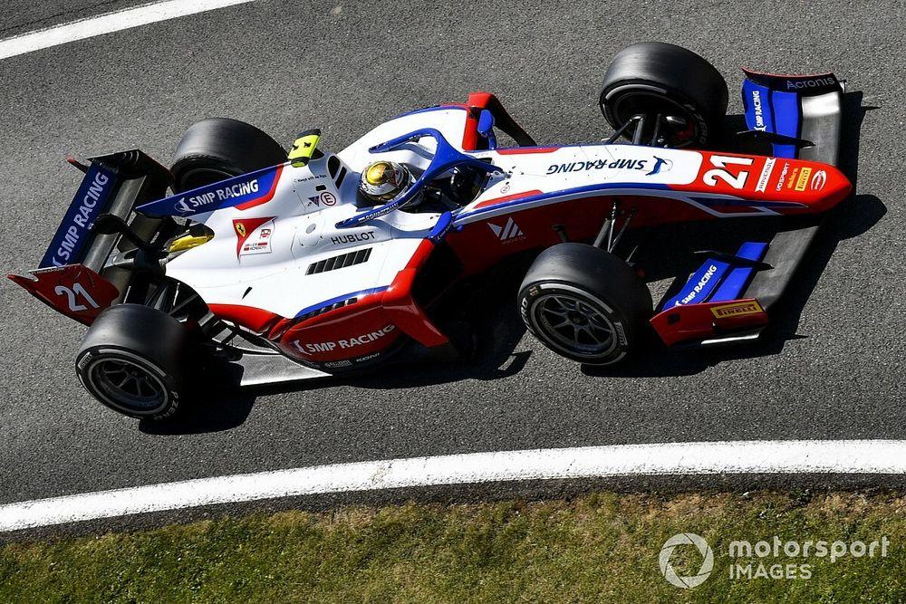 Японцы и Мазепин помогли Шварцману сократить отставание от лидера Формулы 2