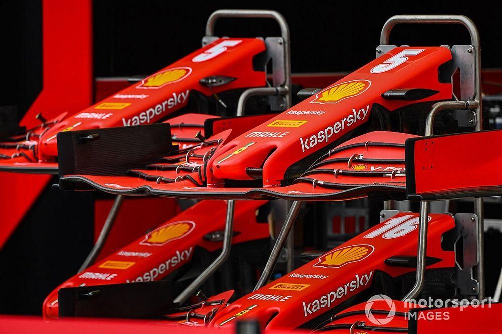 """Vettel: """"Ferrari'nin güncelleme paketi 'oyunu değiştirici' değil"""""""