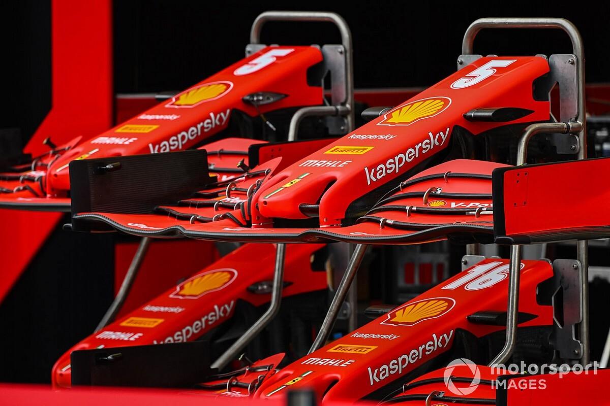 Zmiany w dziale technicznym Ferrari