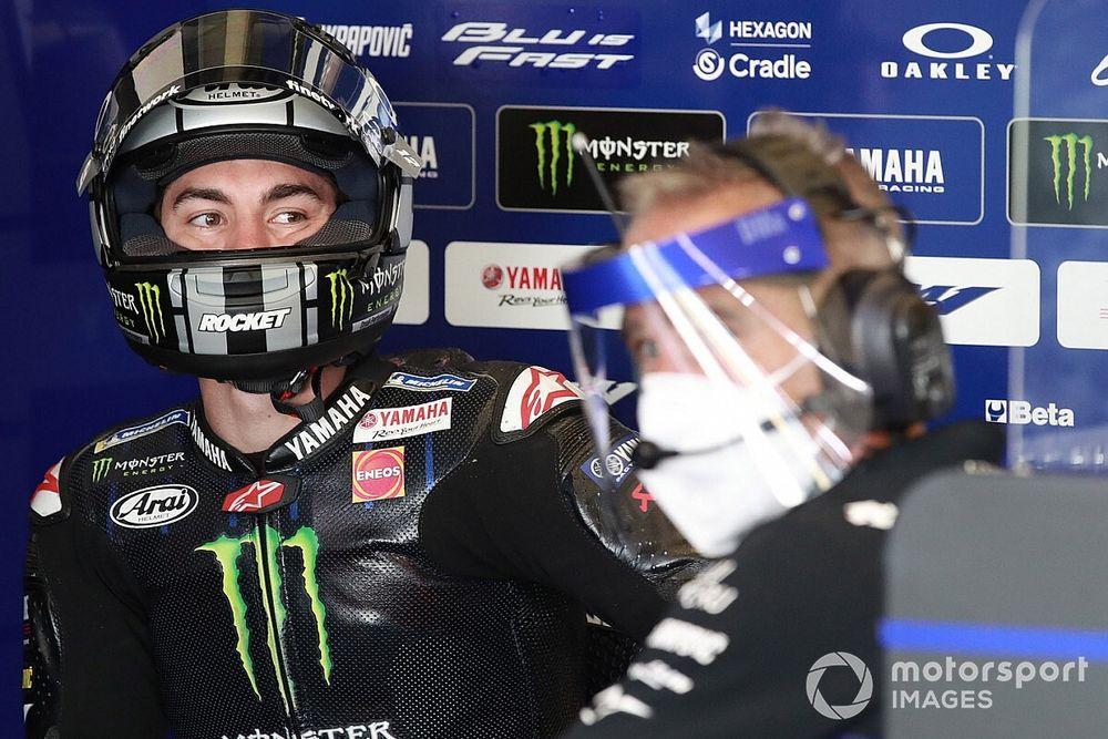 """Viñales: """"Estoy muy contento de que Pol haya fichado por Honda"""""""