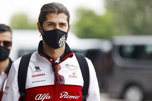Giovinazzi Berambisi Raih Podium bersama Alfa Romeo