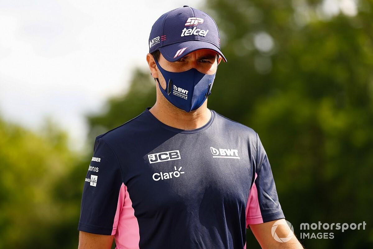 佩雷兹感染新冠病毒,将缺席英国大奖赛