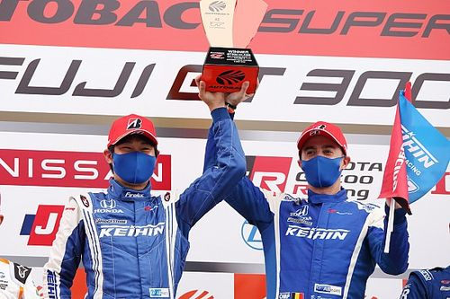 Baguette: No qualms about being 'Cerumo of Honda'