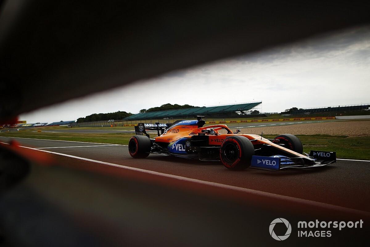 "Sainz, ""frustrado"" por un problema inesperado antes de Q1"