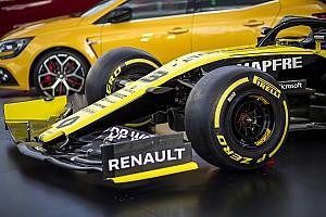 """雷诺重申对F1项目持""""坚定态度"""""""