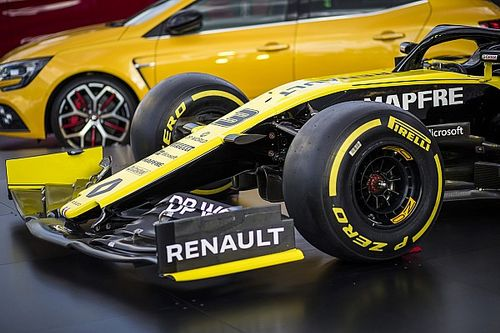 Renault confirma permanência na F1 apesar de grave crise econômica