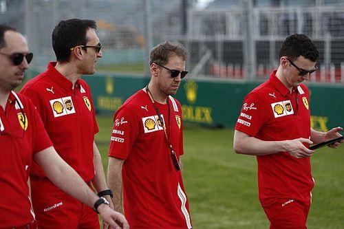 Druk kan Ferrari-coureurs in 'burnout' doen belanden, denkt Wurz