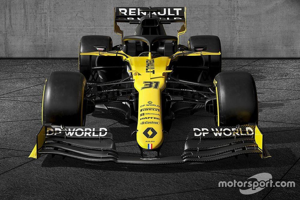 Renault muestra su decoración de 2020