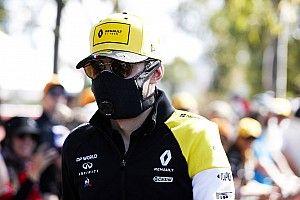 A Renault egyedi arcmaszkot kínál a rajongóknak a Forma-1-ben