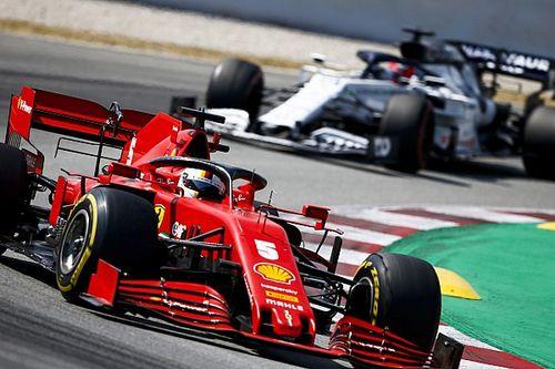 """Vettel: """"No teníamos nada que perder"""""""