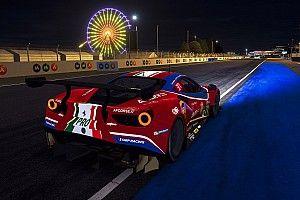 Virtual Le Mans: la Ferrari rimonta in Top10 dopo tanti problemi