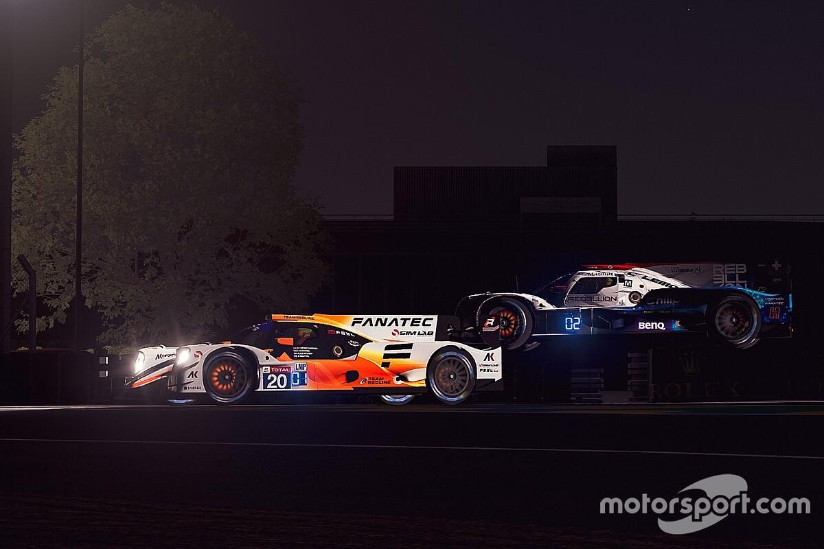 Galería: las mejores fotos de las 24 horas de Le Mans virtuales