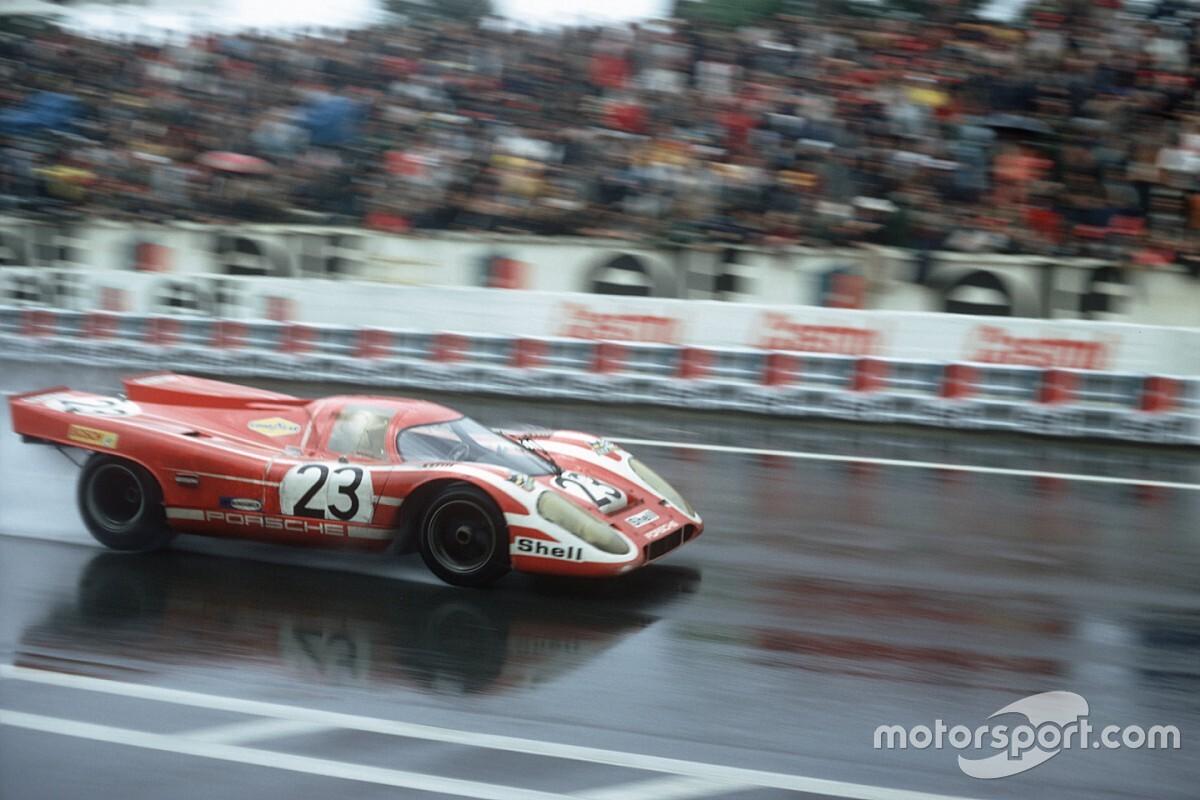 Le Mans: 50 anni fa la prima vittoria assoluta Porsche alla 24h