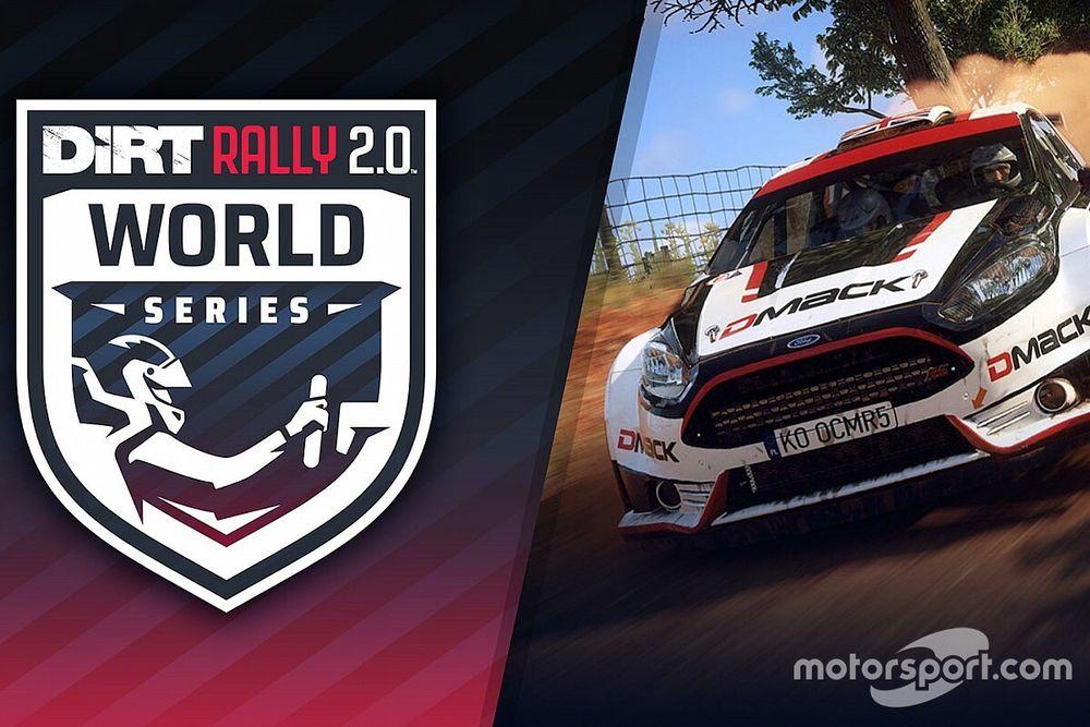 DiRT Rally 2.0 World Series season two announced