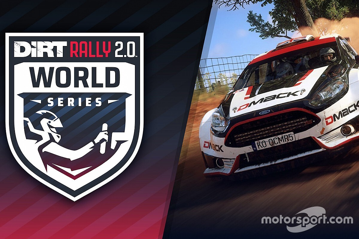 DiRT Rally 2.0 World Series season two announced