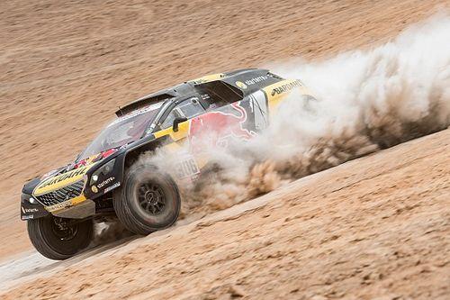2019 Dakar 5. etap: Loeb domine etti, Al-Attiyah'ın liderliği sürüyor