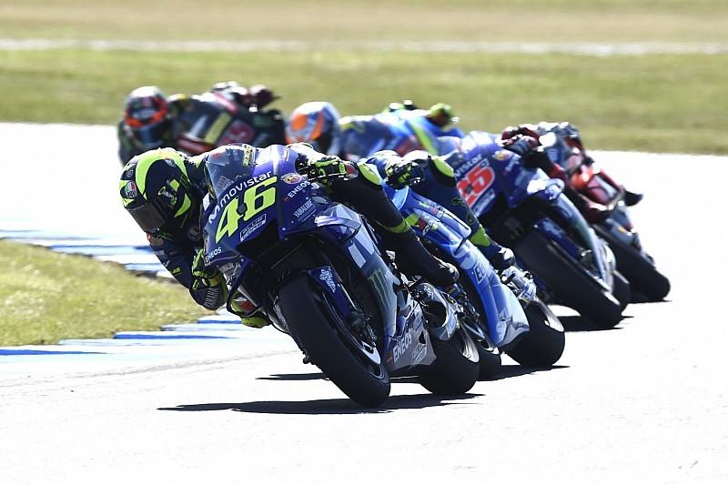 """Rossi: """"Mi objetivo no es el décimo título; eso son cosas de la prensa"""""""
