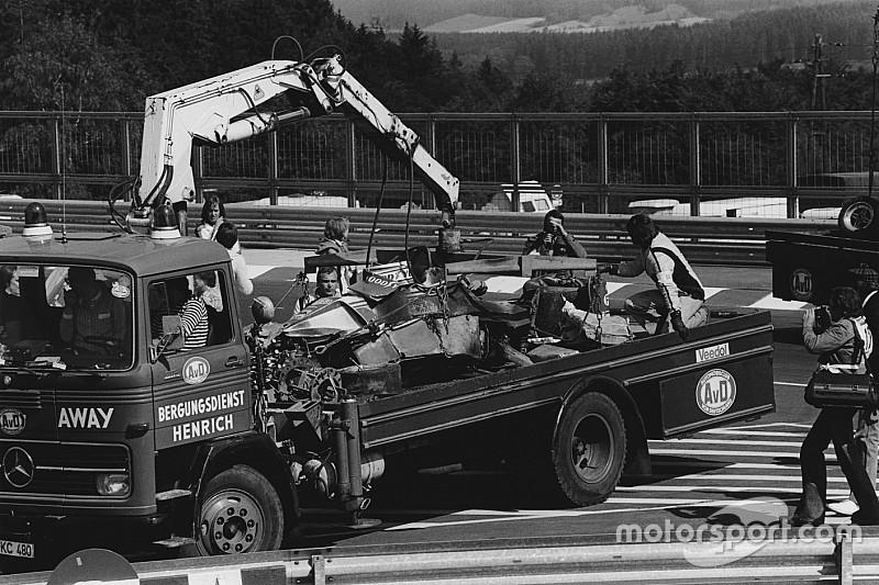 Hechos históricos del GP de Alemania de F1