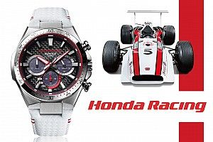 Casio Edifice: The watch inspired by Honda's 1968 RA301